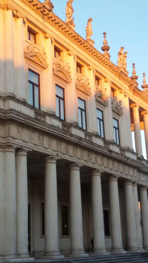 Palazzo Chiericati palladio