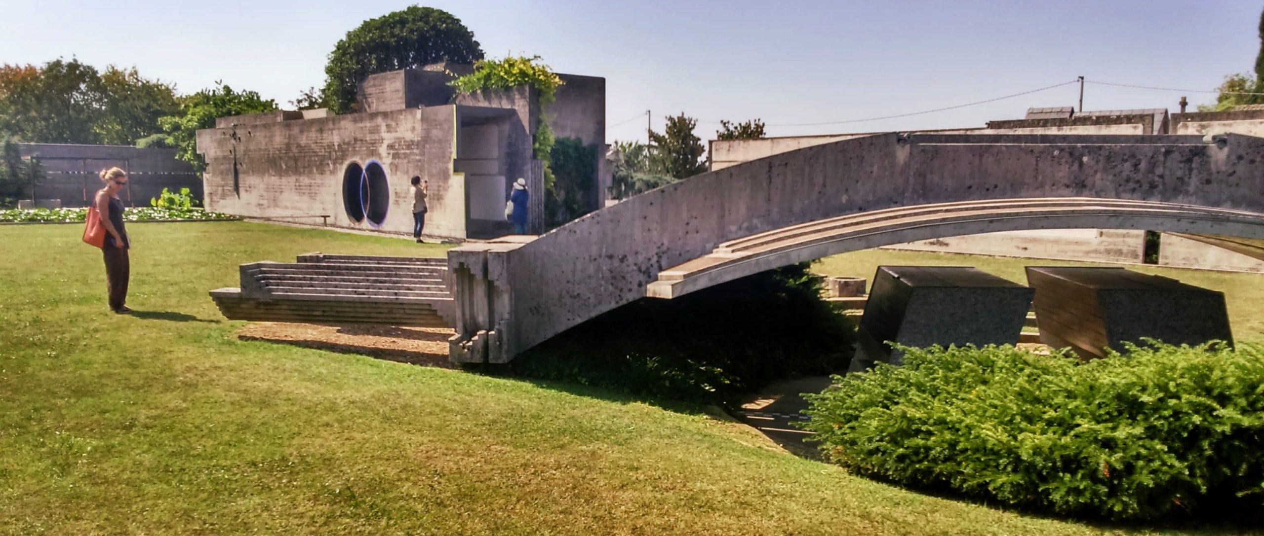 Visite guidate per architetti Tomba Brion Carlo Scarpa