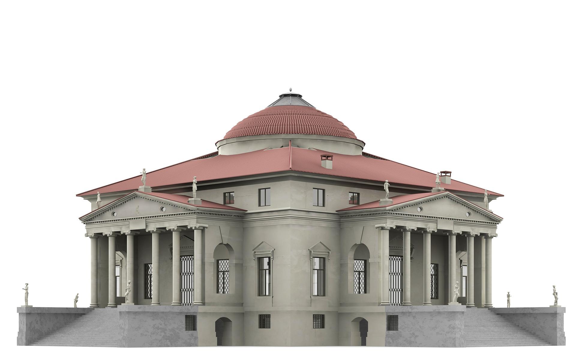 Villa Rotonda Palladio