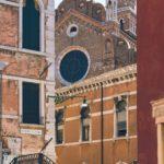 Frari church Venice