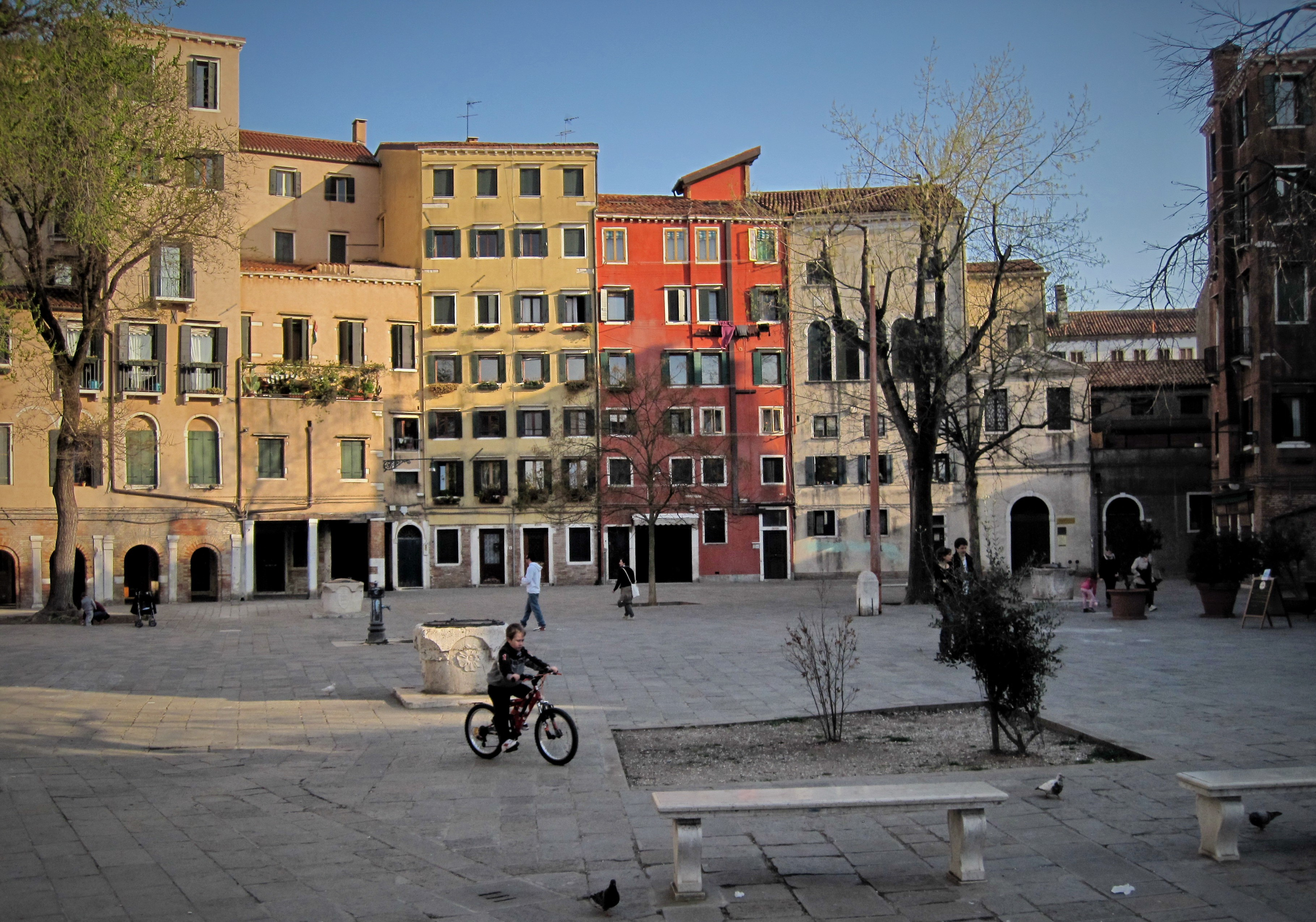 Venice jewish ghetto guided tours