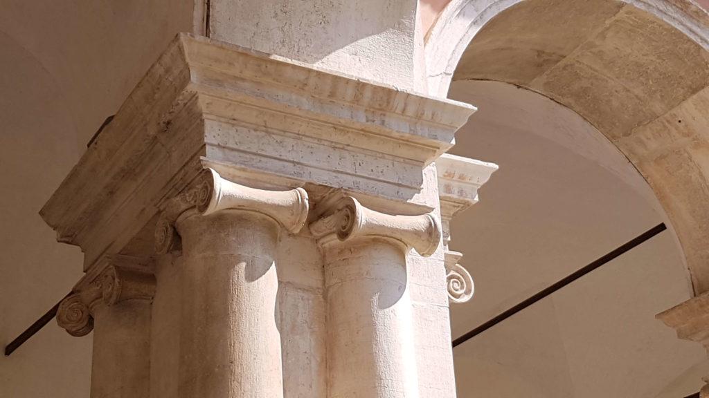 Capitelli Palladio