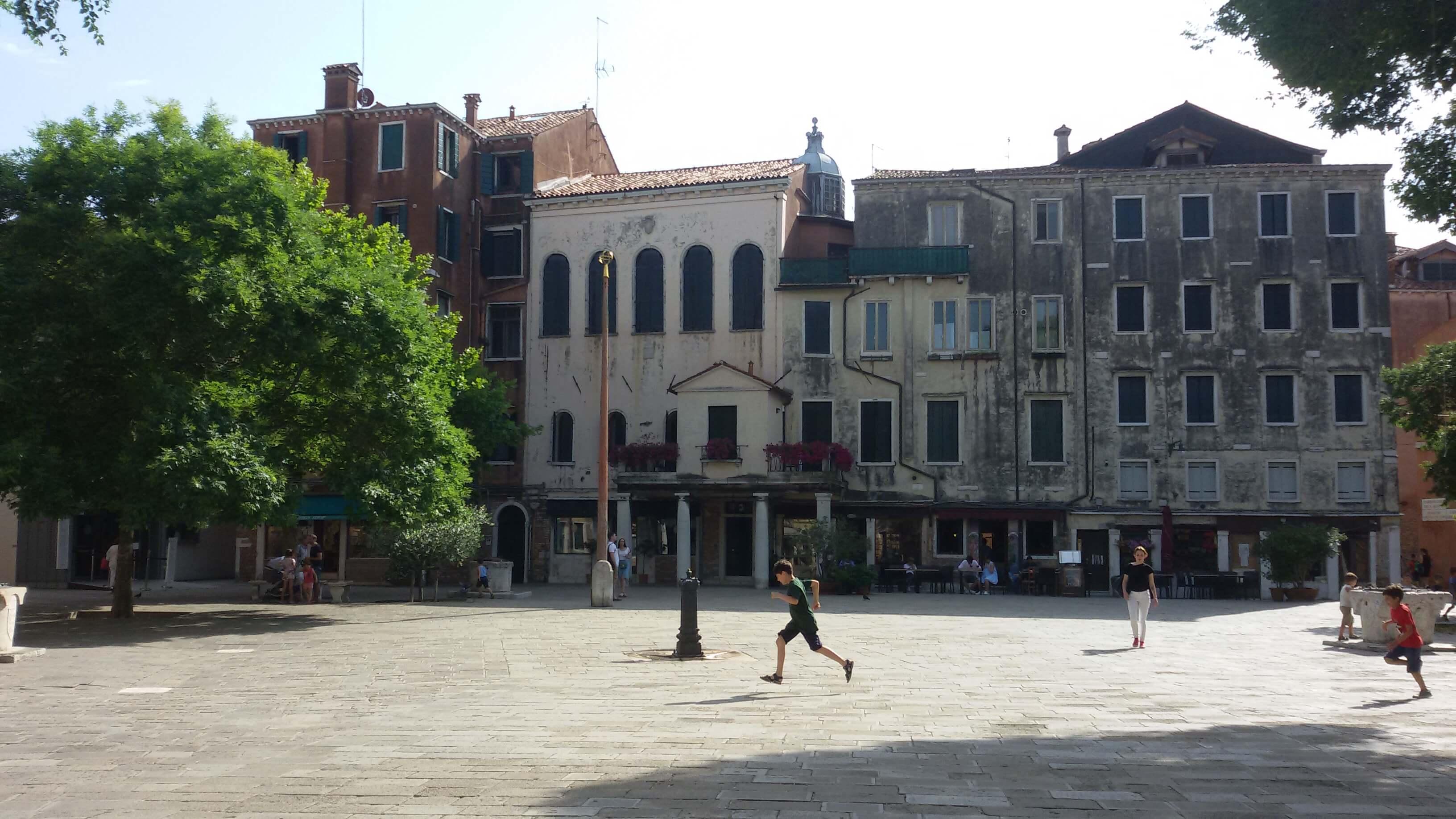 Ghetto Venice