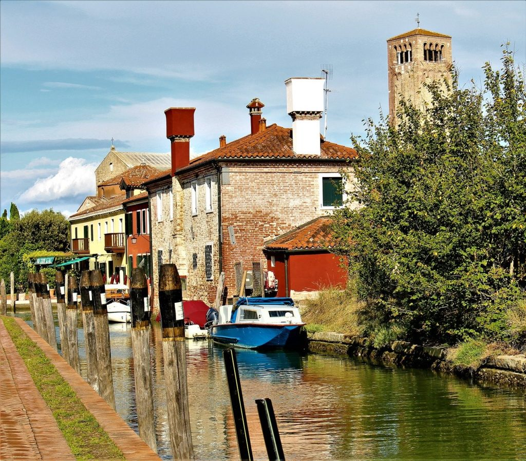 Venice islands Torcello
