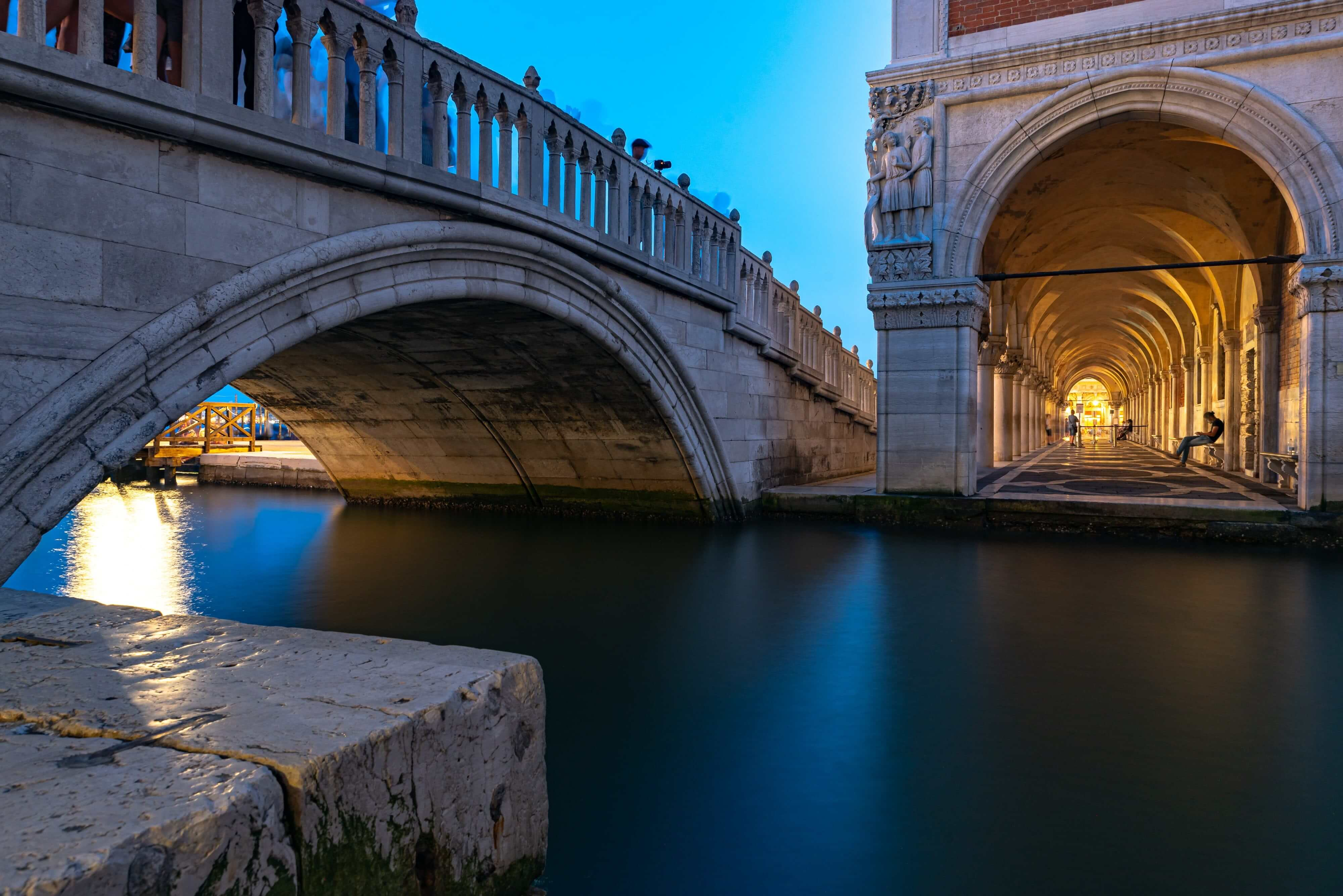 Doge's palace guided tours Venice