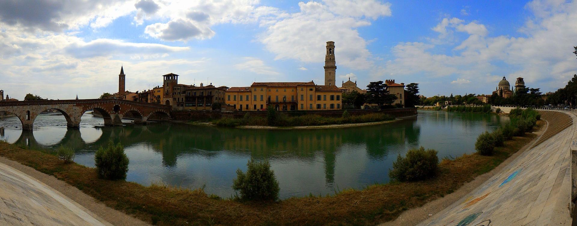 Verona's landscape