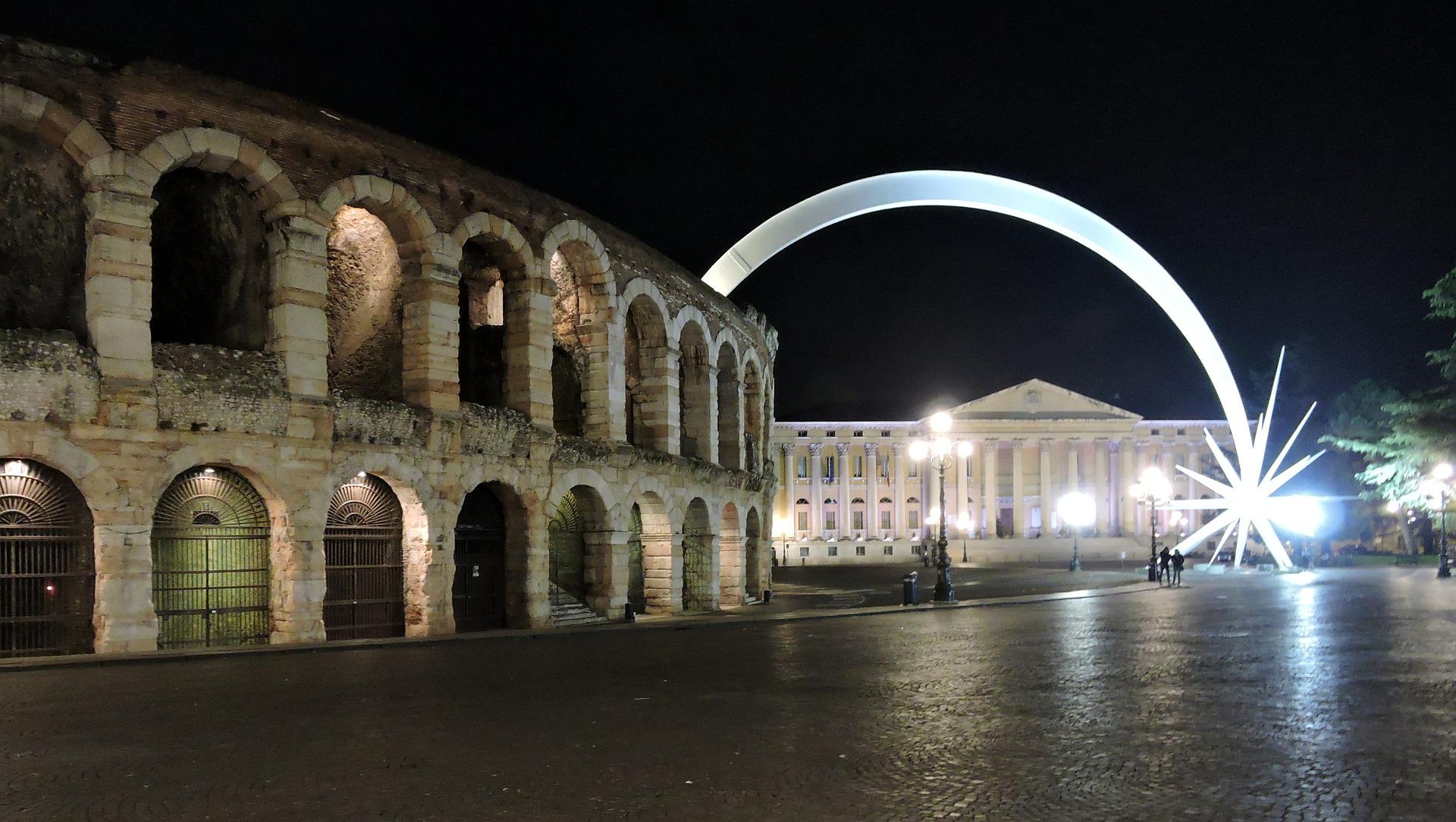 Verona opera theatre