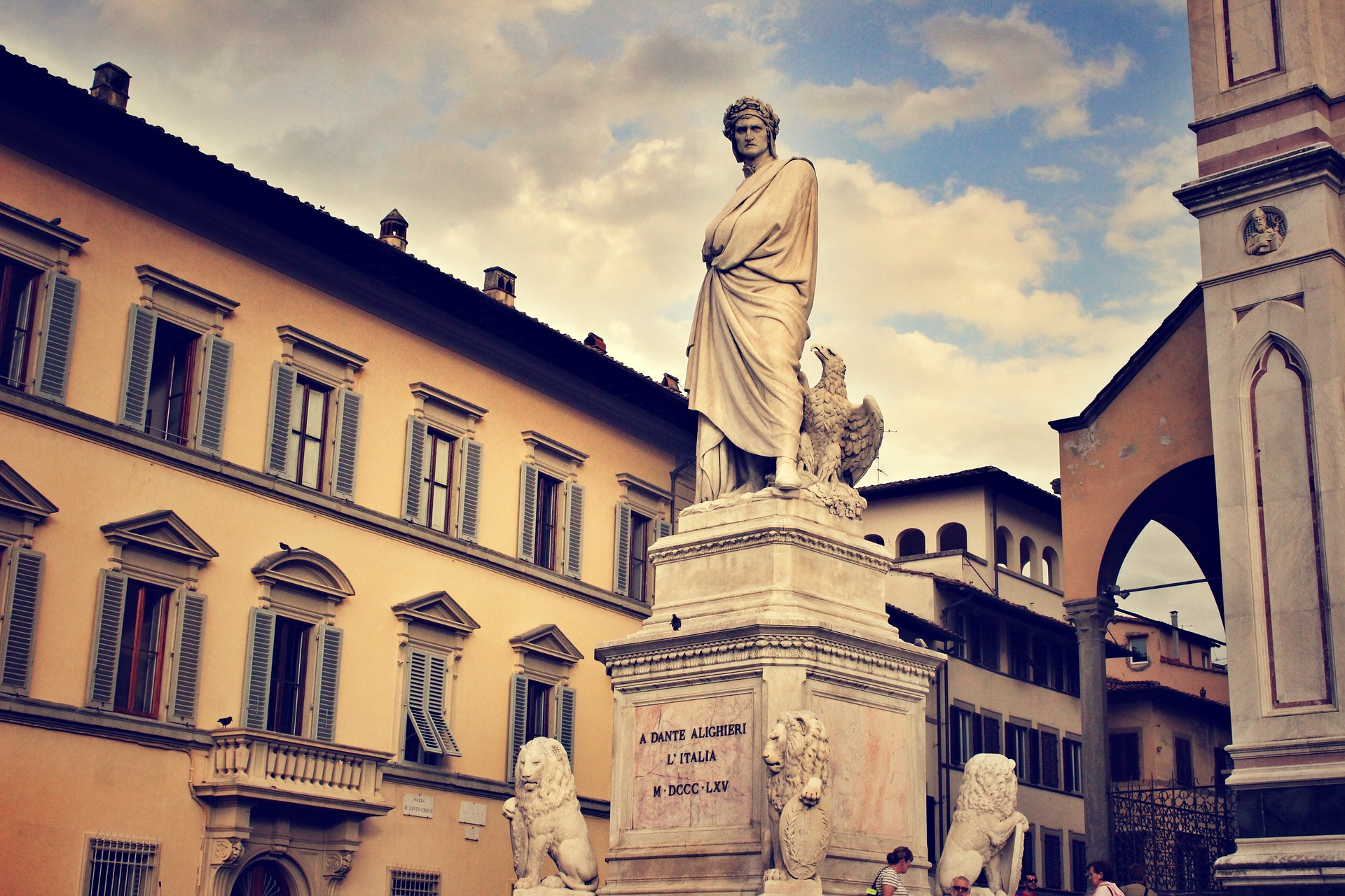 Verona's old city center