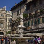 Verona's city centre
