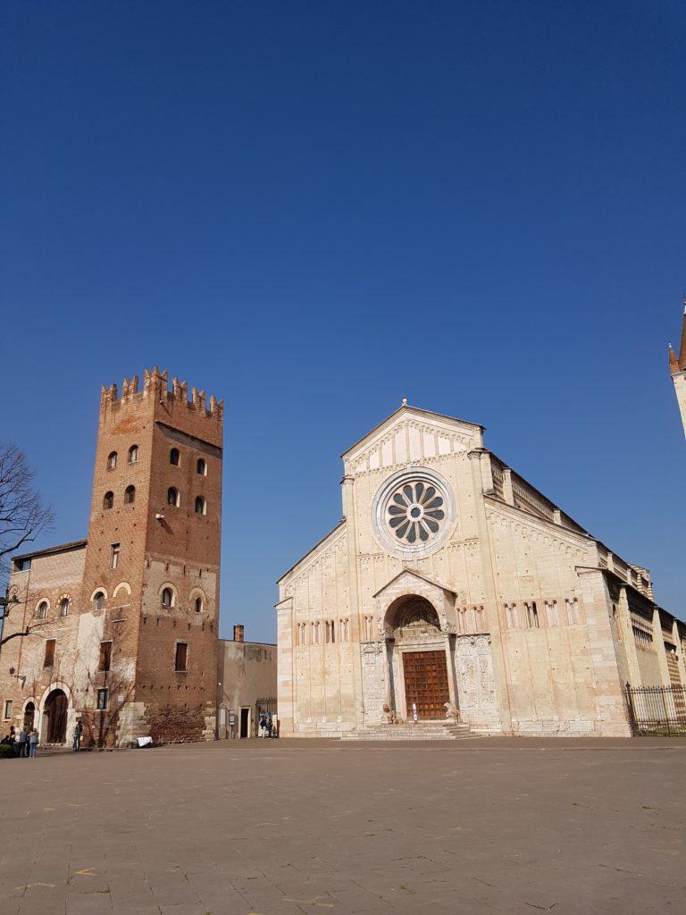 Verona's abbey