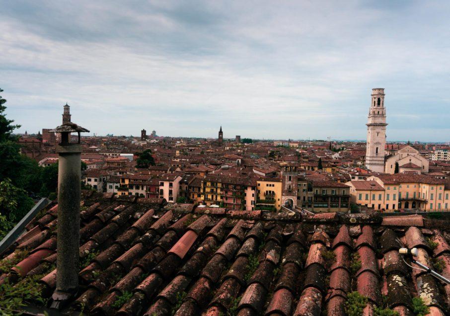 trekking urbano Verona