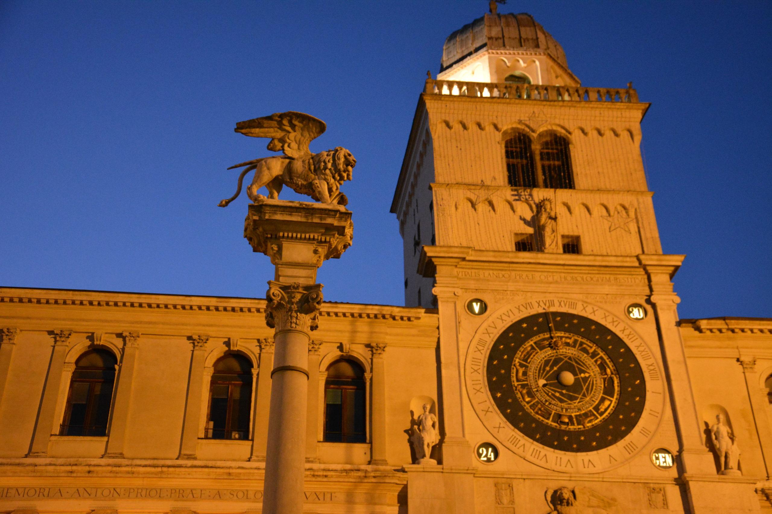Orologio Piazza Padova