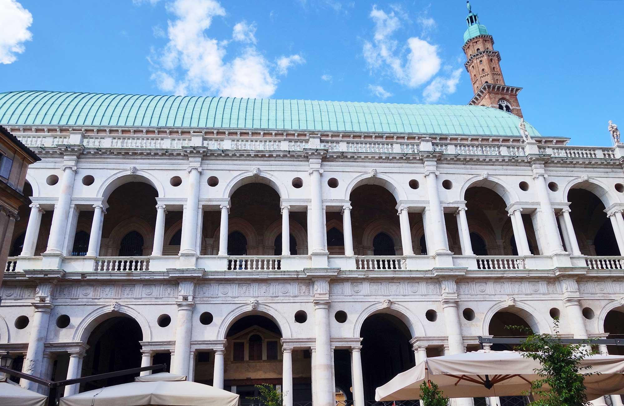 Vicenza tour con guida